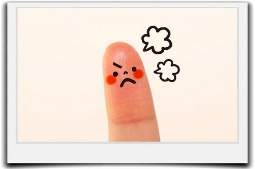 イライラが止まらない原因って何?自分のルールを変える怒りの解消法