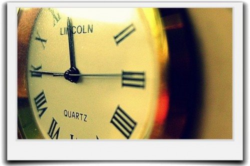 時間の使い方がうまくなるための自分を変える5つの方法