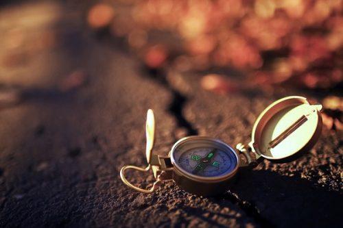 生きるのに疲れた時に知ってほしい運命を変える心の羅針盤